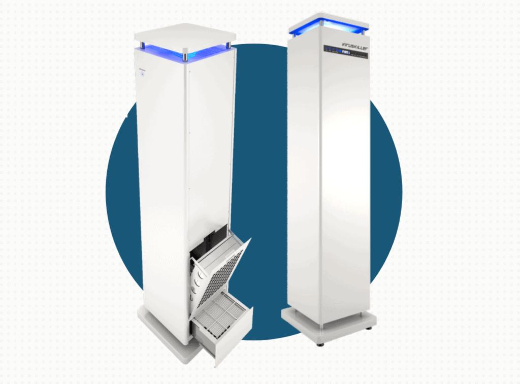 Air Steriliser for large Rooms
