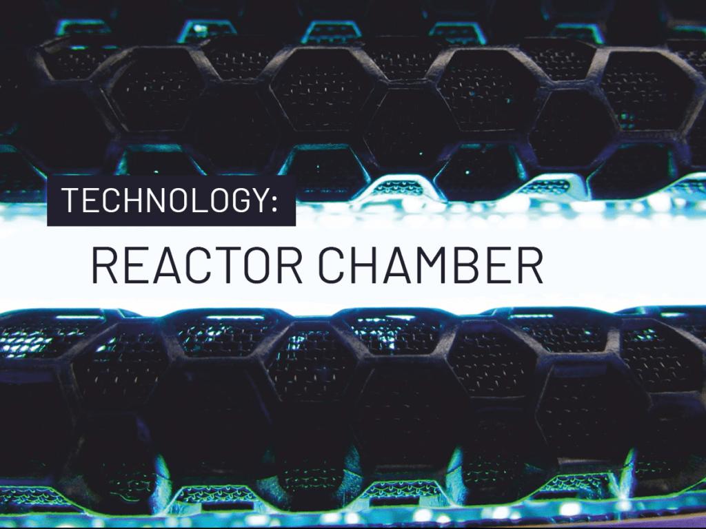 Radic8 reactor chamber air sterilization