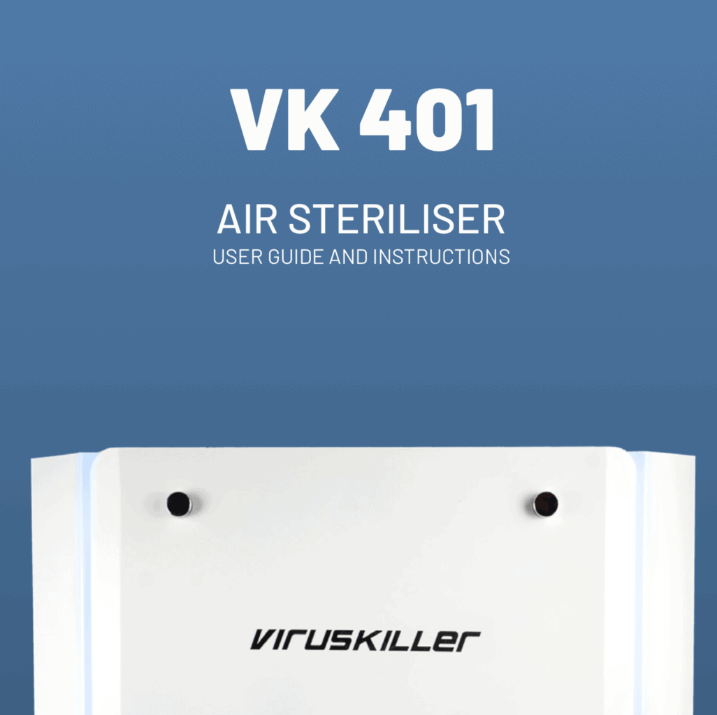 Air Steriliser for Smaller commercial spaces
