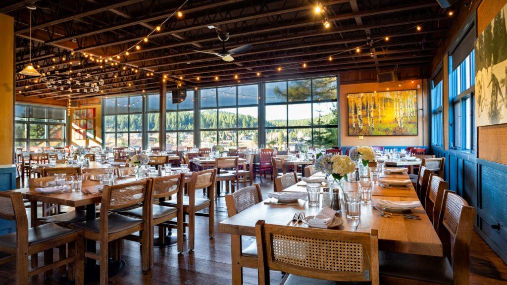 restaurant tables VIRUSKILLER
