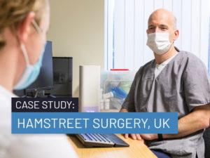 Hamstreet Surgery Clean Air